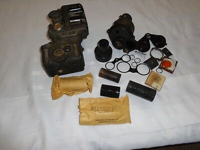 WW2 U.S NAVY AIRCRAFT SEXTANT AND MORE  (lot #1)