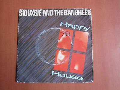 "7"" Single - Happy House, Siouxsie & The Banshees"
