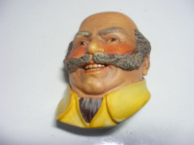 Mine host by Legend Products. Chalkware Bossons 1982