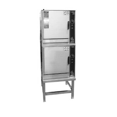 Groen (2)HY-5EF Stand Mount Double-Stacked HyperSteam Convection Steamer