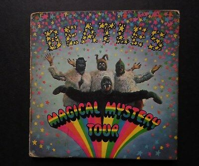 Magical mystery tour  -  The Beatles  EP- 1967