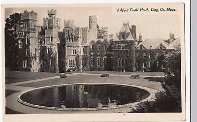 County Mayo; Ashford Castle Hotel RP PPC, Unposted