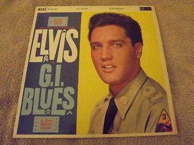 Elvis Presley........G.I.Blues.........LP.