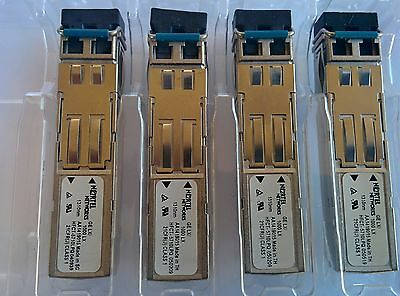 Pack 5 unit Nortel Networks GE LX/1000 LX AA1419015 HFCT-5710LPQ Transceiver