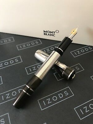 Montblanc  William Faulkner Writers Limited Edition Fountain Pen