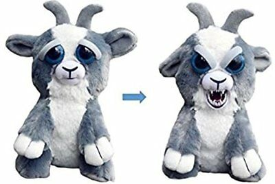 William Mark Feisty Pets Junkyard Jeff Adorable Plush Stuffed Goat