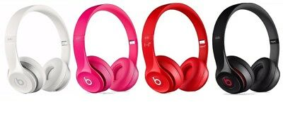 Apple Beats by Dre Studio 2.0 Wired Over-Ear Headphone (white, black, red, pink)
