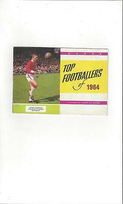 Top Footballers 1964 Presented with Rover & Wizard