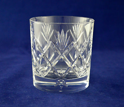 "Edinburgh Crystal ""KELSO"" Whiskey Glass – 8.5cms (3-1/4″) Tall"
