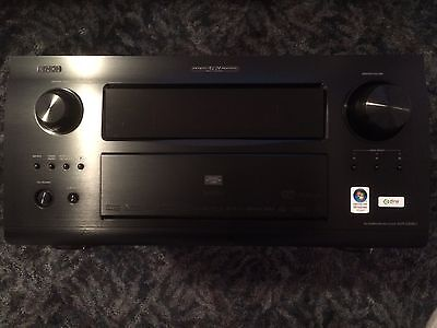DENON AVR-5308ci, 7.3 ch Reference AV, 1,050 watts, 4 Source/4 Zone, Net/Wi-Fi