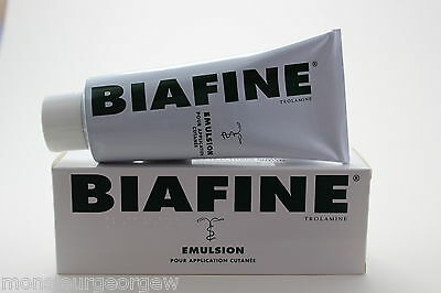 2 x Biafine Emulsion Cream - Trolamine 186g (double pack = 2 x tubes)
