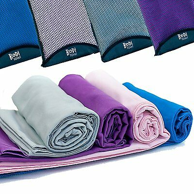 Quick Dry Towel - Lightweight - Highly Absorbent - Compact - Travel