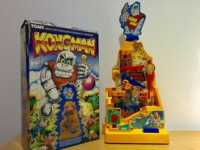 Kongman - Tomy First Edition (1982)