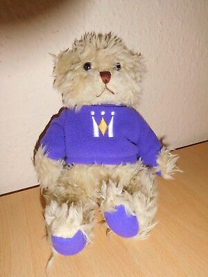 Monarch Airlines -Teddy Bear - Soft Plush Cuddly Toy Collectable