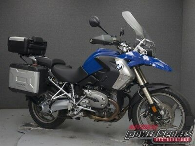 BMW R1200GS  2009 BMW R1200GS Used FREE SHIPPING OVER $5000