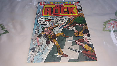 Our Army at War #259 (Aug 1973, DC) VF/VF+...SGT.ROCK.