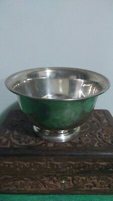 S. KIRK & SON SMALL STERLING #175  BOWL, 115g