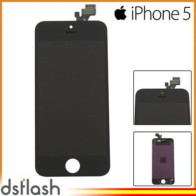 Pantalla Completa iPhone 5 5G LCD Retina Negro Display Tactil para Apple Negra