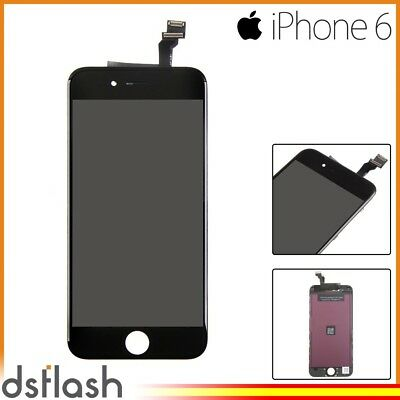 Pantalla Completa iPhone 6 6G LCD Retina Negro Display Tactil para Apple Negra