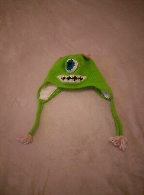 Monsters university inc Mike Labowski hat