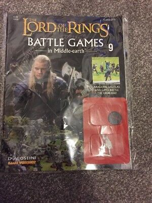 The Lord Of The Rings Battle Games In Middle Earth Magazine Issue 9