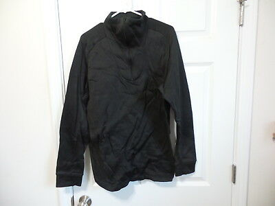 Army Black Ecwcs Gen I 100% Polypropylene Undershirt Cold Weather Extra-Large Xl
