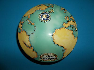 TIFFANY & CO Trinket Box TAUCK World Discovery Porcelain