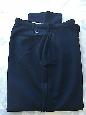 Cintas Comfort Flex Navy Blue Work Pants Size 34x30 Lot Of 3 Pants