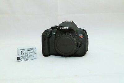 Canon T4i Body Only