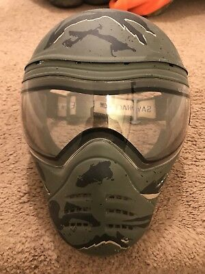 Paintball Mask Save Phace