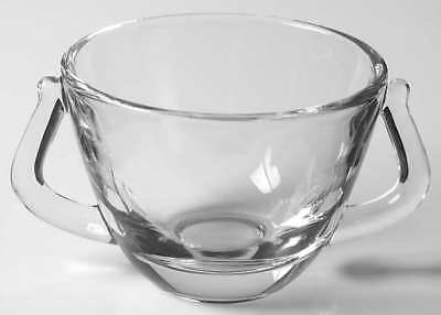 Fostoria CONTOUR CLEAR Mini Open Sugar Bowl 1271744