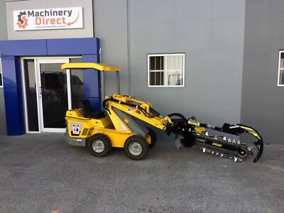Puma Mini Digger Trencher Package