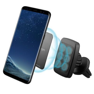 Spigen® Car Mount [Kuel H12] Magnetic Car Mount Air Vent Holder for Universal