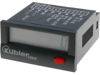 CODIX-LI-3 Counter electronical Display LCD Type of count.signal 6.130.012.853