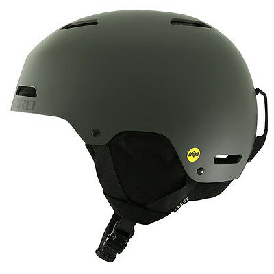 2017 NEW!!! Giro Ledge MIPS LARGE Mil Spec - Olive Adult Ski / Snowboard Helmet