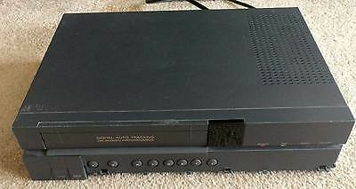 Samsung VT3220C VHS VCR Video Cassette Recorder Player - Tested & Working