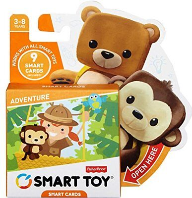 Fisher-Price Smart Cards - Adventure