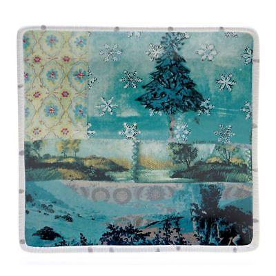 Certified International Folklore Holiday Dinner Plate - 10.5 Inch (23550)