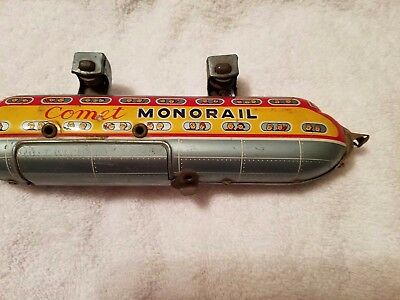 Comet Space Monorail