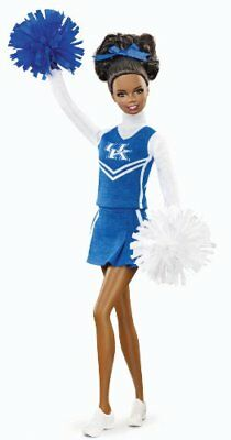 Barbie Collector University of Kentucky African-American Doll