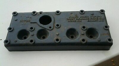 Continental engine parts cylinder head Willys 1940  rat rod