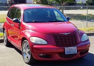 2004 Chrysler PT Cruiser Grand Touring Edition 2004 Chrysler PT Cruiser GT Grand Touring TURBO 1-OWNER 2.4L 220 HP Automatic