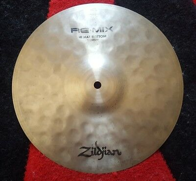 "Zildjian Re-Mix Hi-Hats hi hats 12"" - VGC"