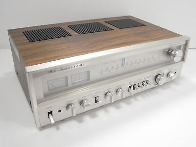 Fisher RS-1056 Vintage Stereo Receiver for Parts or Restoration, Very Clean