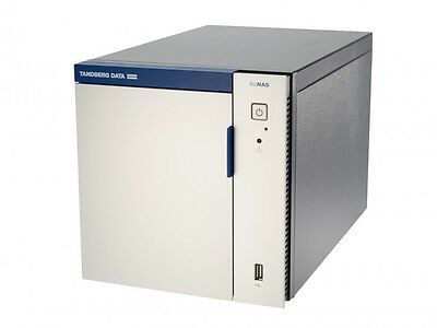 Tandberg BizNAS D400 - Network-attached Storage Appliance