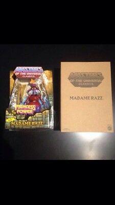 MADAME RAZZ Masters of the Universe (She-Ra)POP MOTUC Classics MOC NEU! NEW!