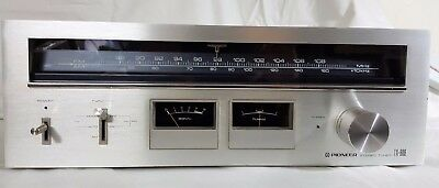 Vintage Pioneer Tx-606 Am/fm Stereo Tuner