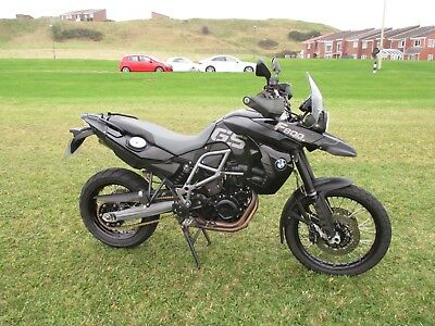 Bmw F800Gs 2012 Triple Black Excellent Condition, 2 Owners
