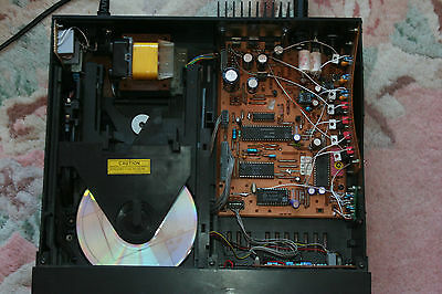 High-End Mod for Philips CD160 TDA1541A