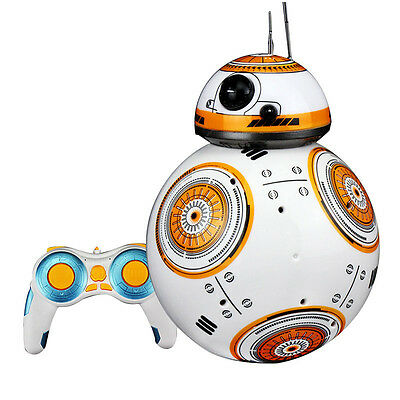 Star Wars BB-8 Remote Control Robot 2.4G BB8 RC Action Figure Toy